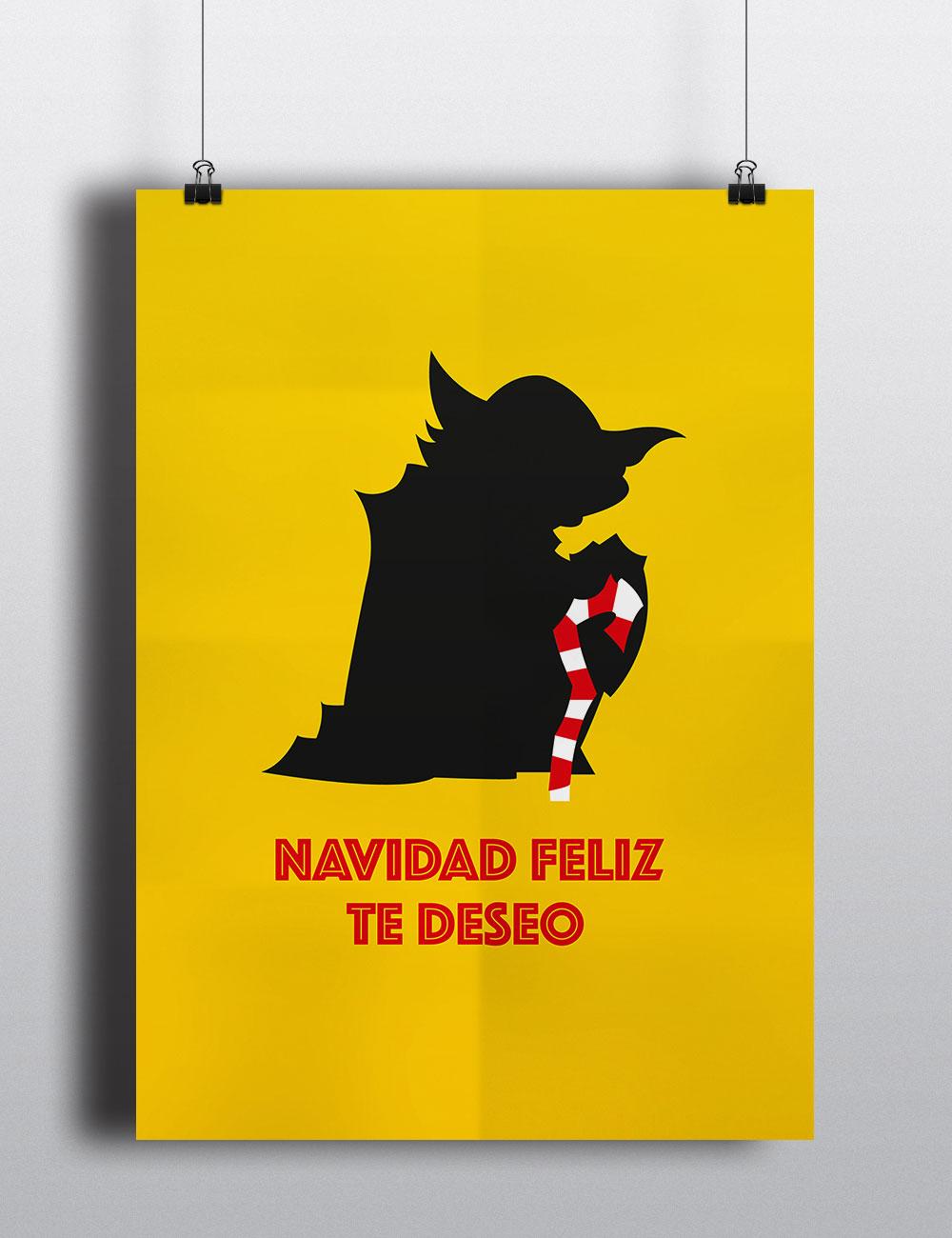 Martín Llatas felicitación navidad