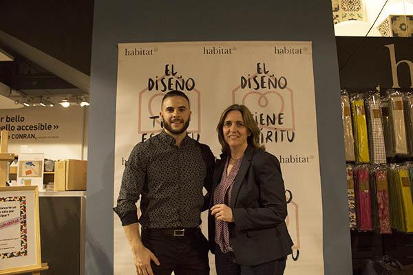 Susana Milán y Pablo Tremsa