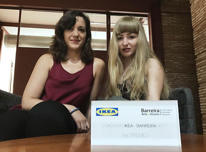 Interiorismo Barreira_proyecto IKEA_Elia Sanchis y María Lytuynyuk,