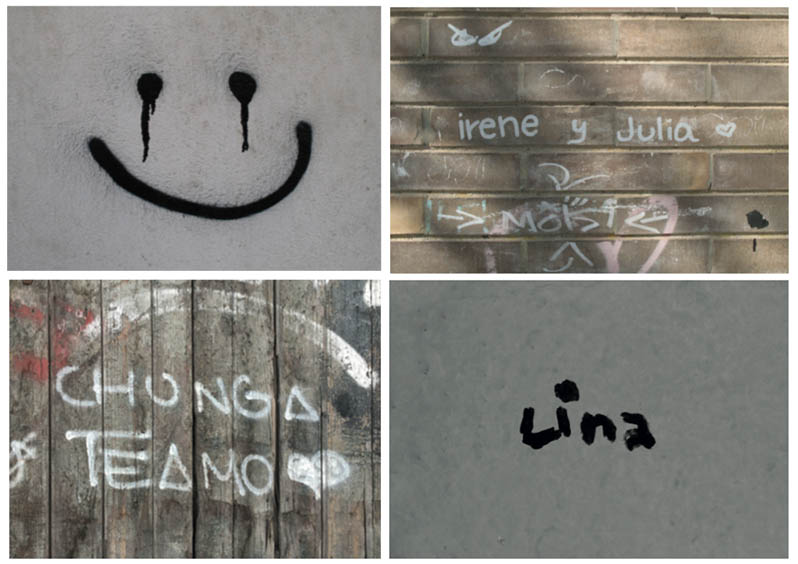 Graffitis Ines Sans_Grafico