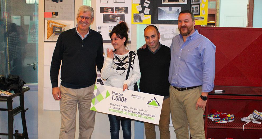 Primer premio: Cecilia Caruso