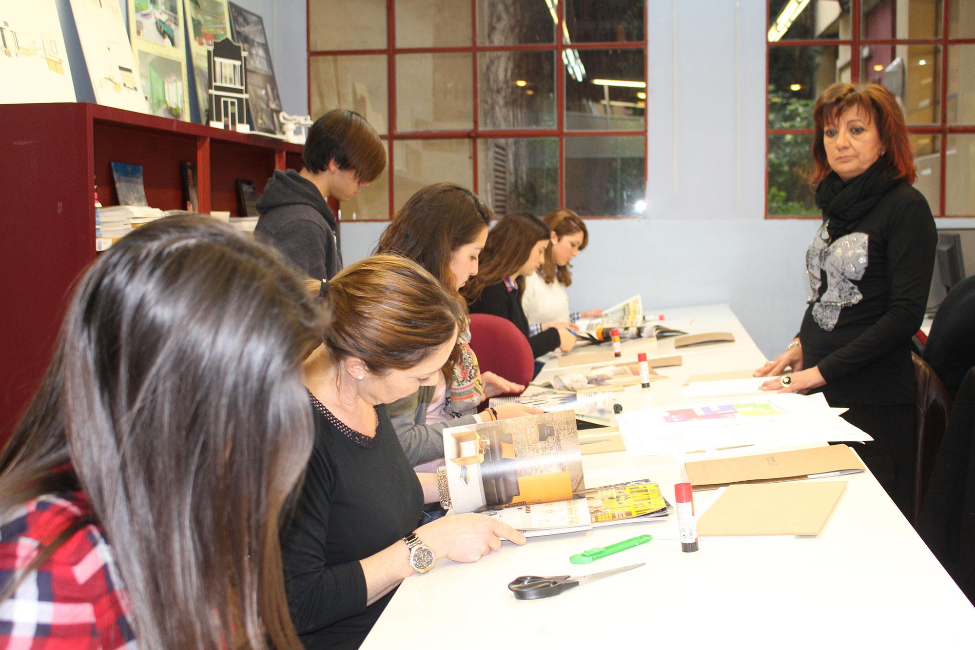 Estudiar decoracion de interiores - Donde estudiar interiorismo ...