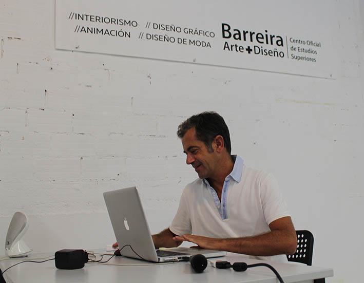Arquitecto de interiores en Barreira