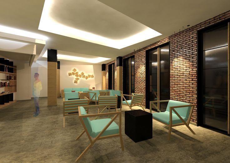 Dise o de interiores proyecto final de ricardo catal - Proyecto diseno de interiores ...