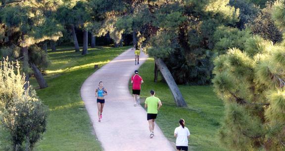 running-valencia