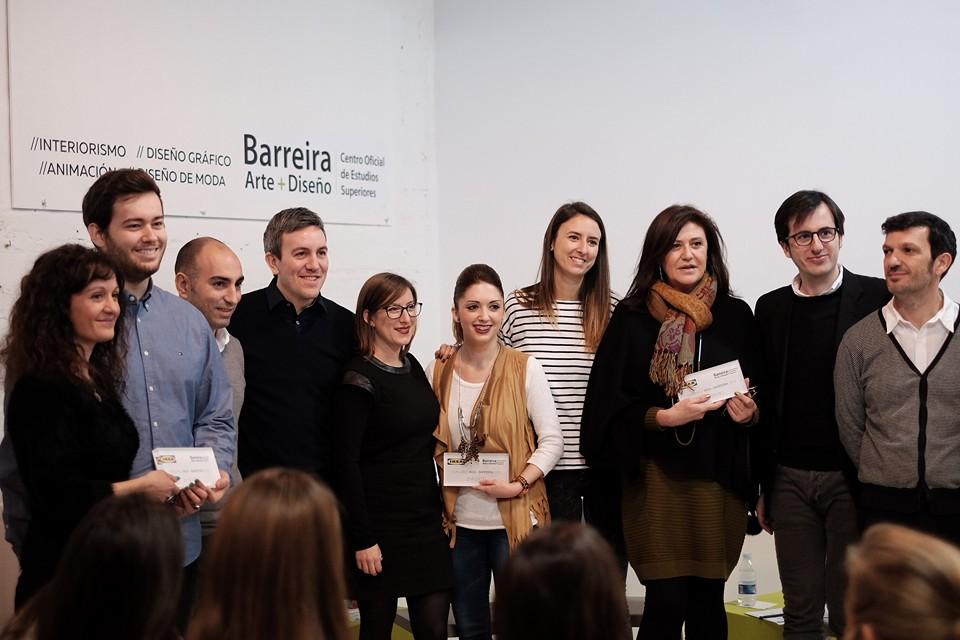 participantes concurso ikea barreira