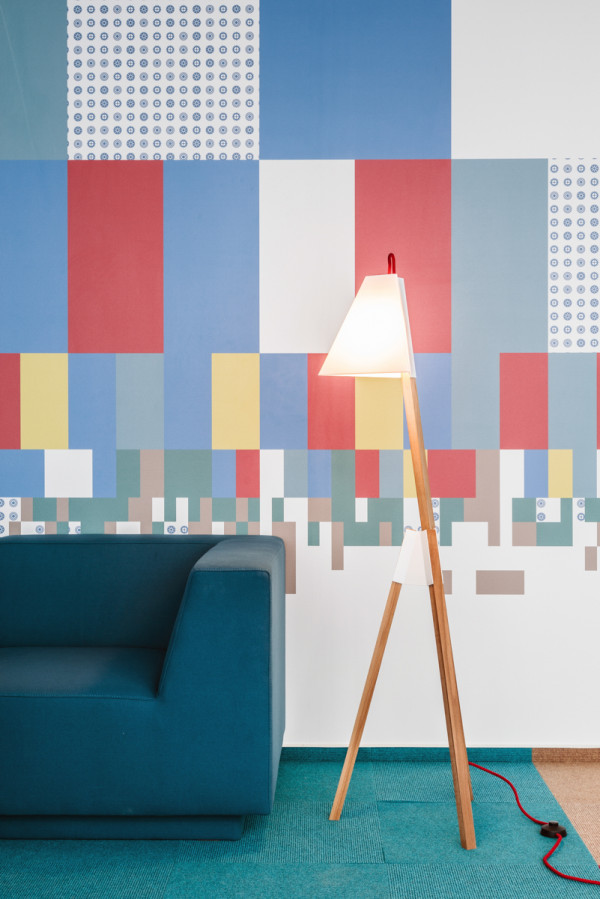 Interiorismo de colores