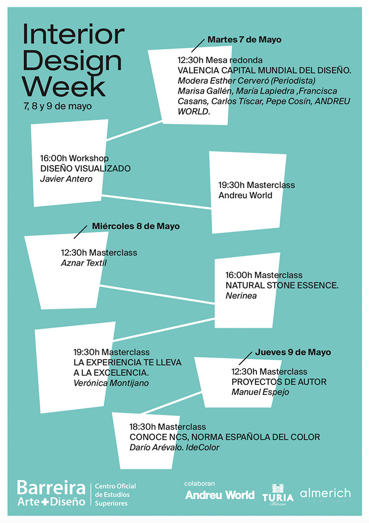 Interior Design Week Barreira A+D