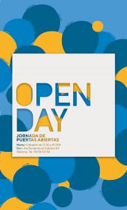 open day barreira