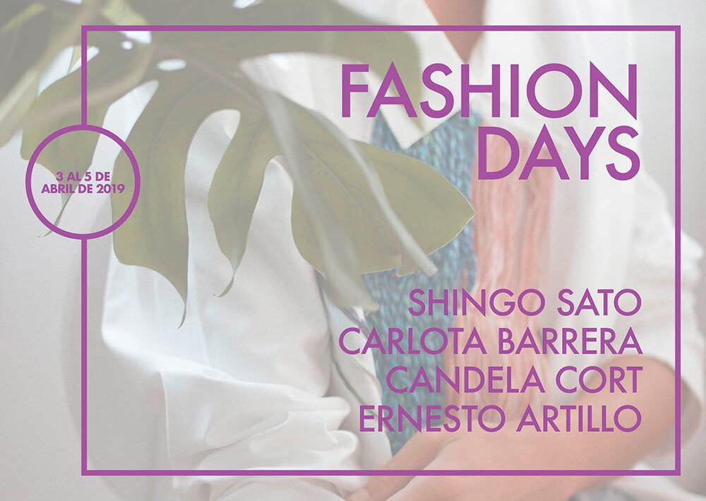 actividades barreira fashion days 2019